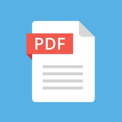 Tip of the Week: Working with PDF Files